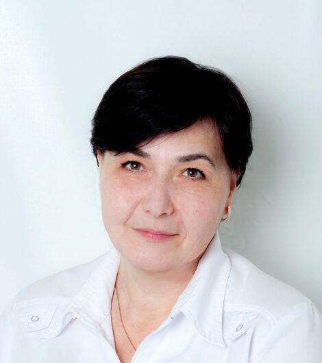 Свешникова Наринэ Вартановна